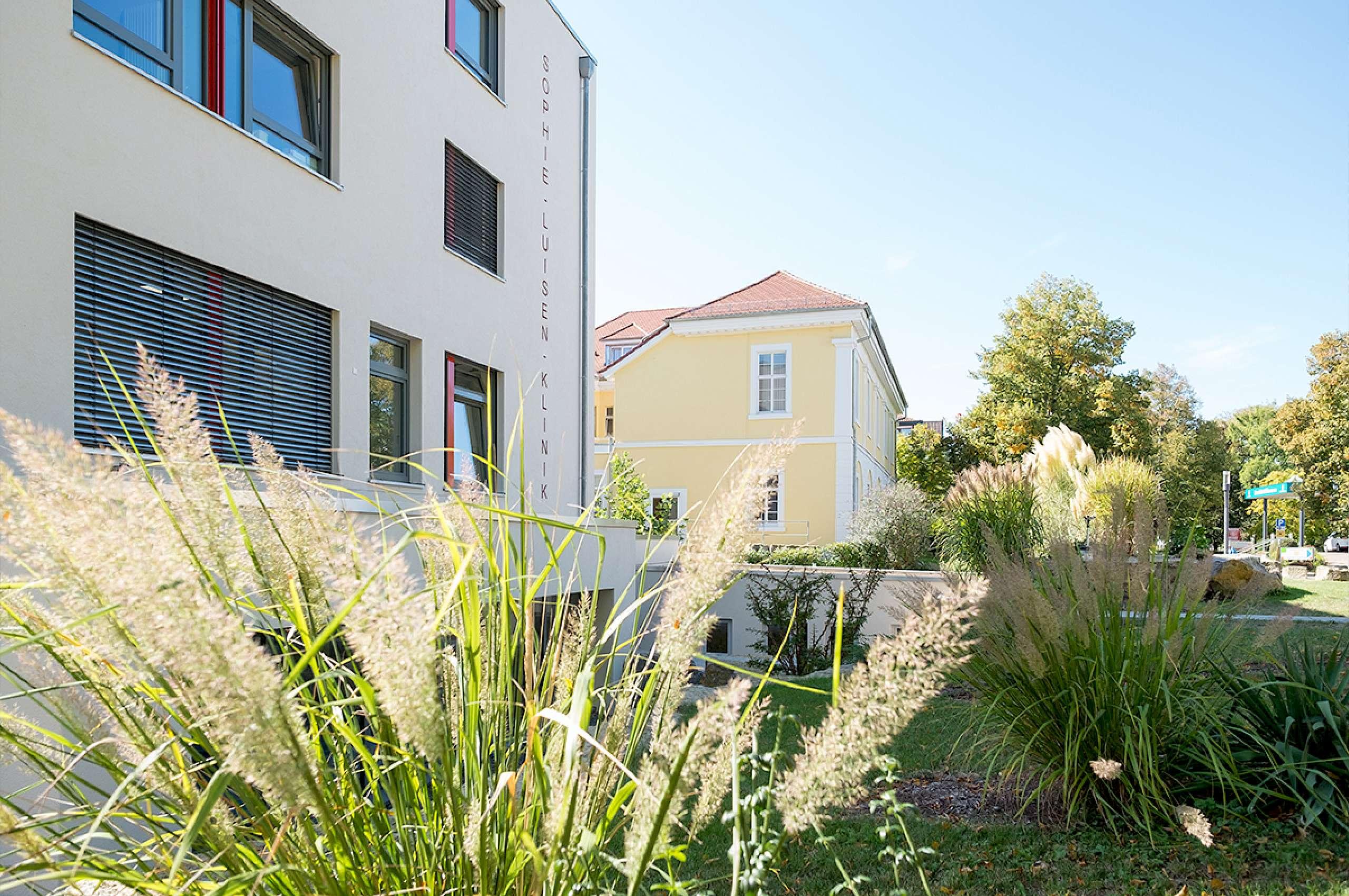 Sophie-Luisen-Klinik I Reha Klinik für Geriatrie in Bad